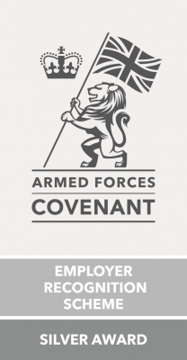 Cokebusters Armed Forces Covenant Silver Award