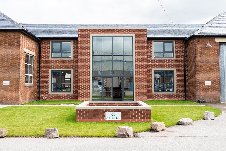 Cokebusters UK Headquarters